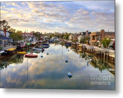 Grand Canal by Eddie Yerkish