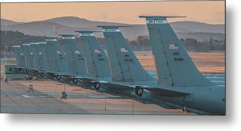 KC-135 Flightline by Kyle Tufts