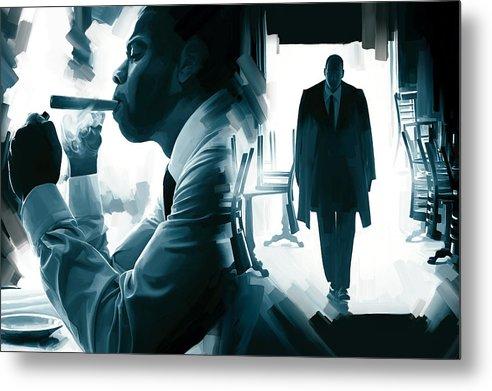 Jay-Z Artwork 3 by Sheraz A