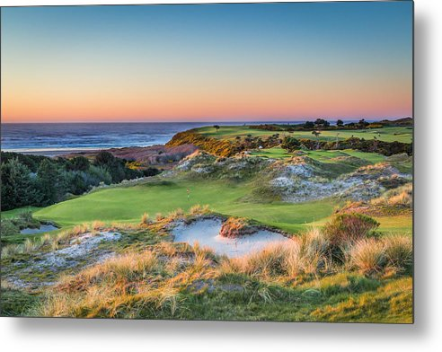 Bandon Preserve Hole 5 by Mike Centioli