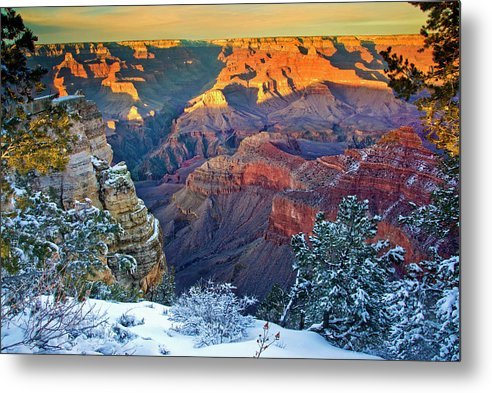Grand Canyon by Patricia Fiedler