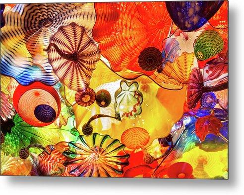 Floating Through a Sea of Color by Quin DeVarona