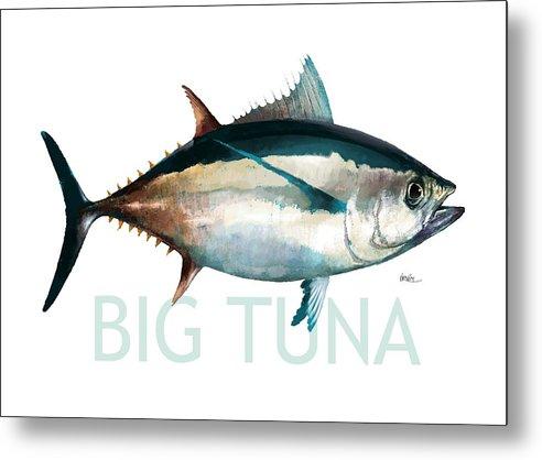 Tuna 001 by Trevor Irvin