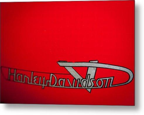 1957 Harley Davidson Tele Glide by David Patterson