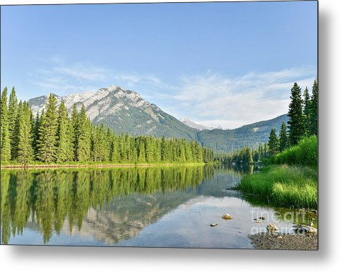Mountain Reflections by Paul Quinn