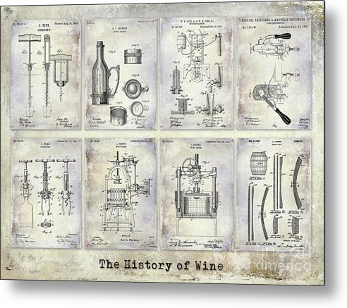 Wine History Patents by Jon Neidert