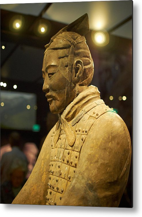 Finland Metal Print featuring the photograph Terracotta Soldiers by Jouko Lehto