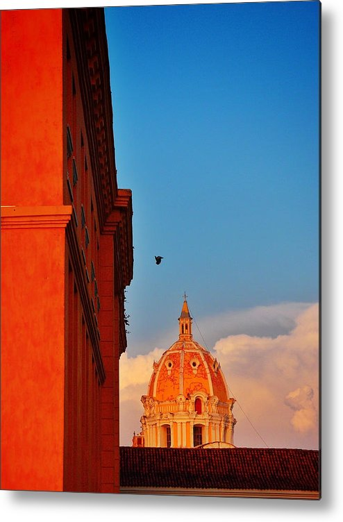Corona Metal Print featuring the photograph Corona by Skip Hunt