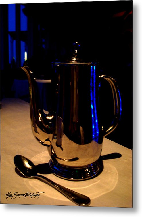 Ruth Metal Print featuring the photograph Reflections by Ruth Bodycott
