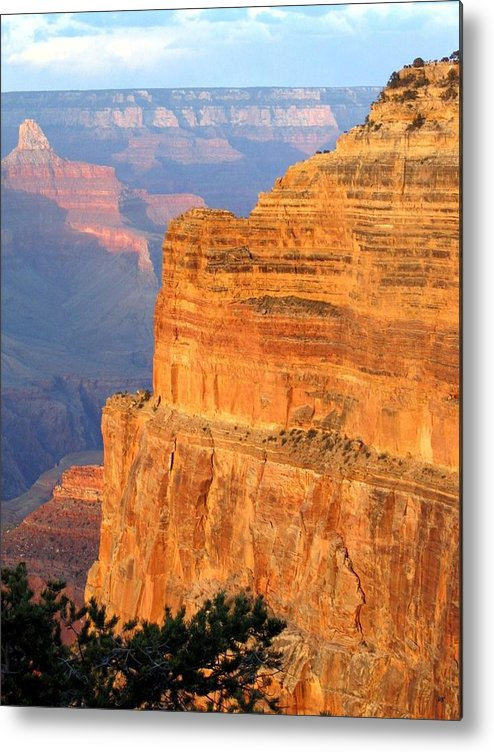 Grand Canyon Metal Print featuring the photograph Grand Canyon 27 by Will Borden