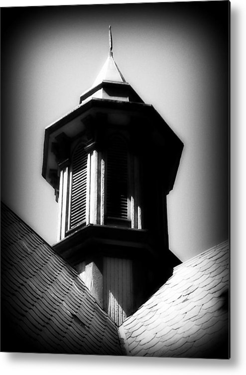 Metal Print featuring the photograph Spire by Tim Burgin