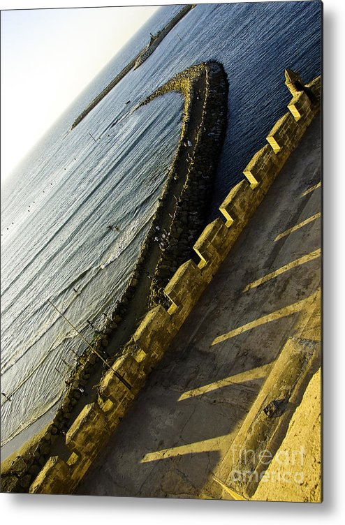 Metal Print featuring the photograph 5 by Mike Mann