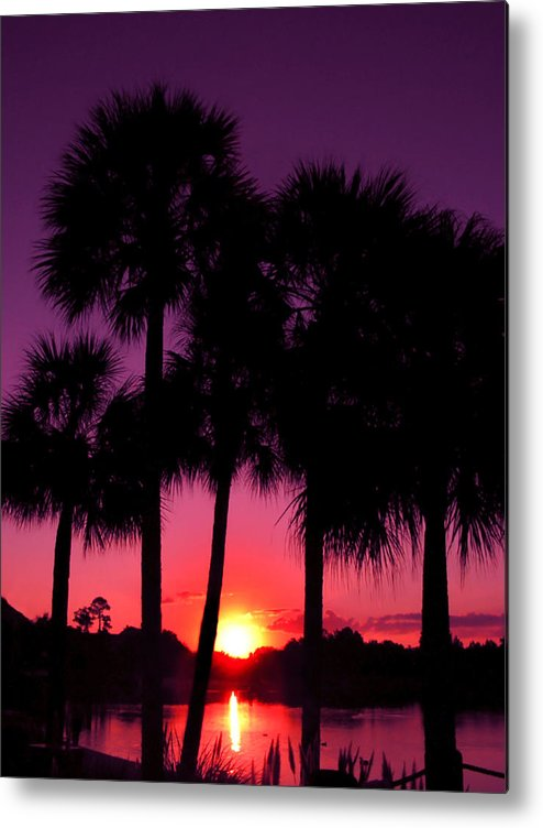 Sunrise Metal Print featuring the photograph Dawn Of Another Perfect Day by Kenneth Krolikowski