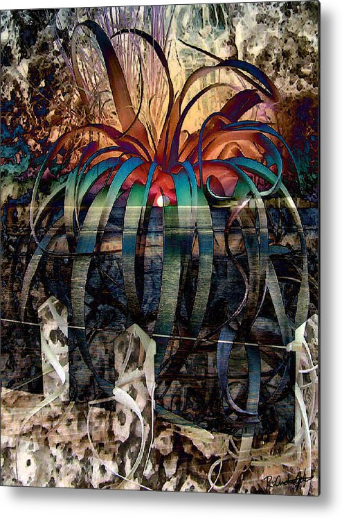 Flora Metal Print featuring the photograph Floraset 1 by Andy Jeter