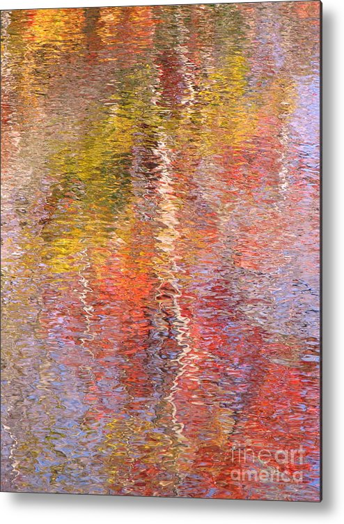 Abstract Metal Print featuring the photograph Life Is But A Dream by Sybil Staples