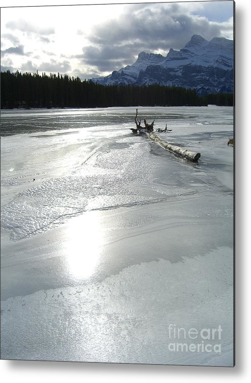 Lake Metal Print featuring the photograph Lake Miniwanka by Jim Thomson