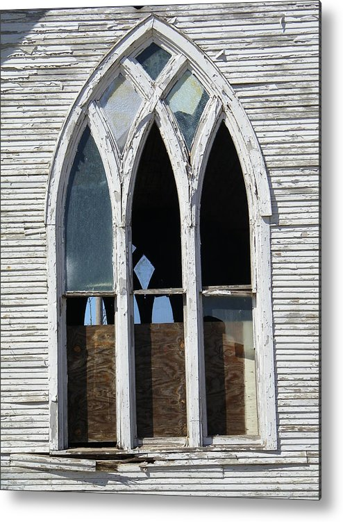 Church Metal Print featuring the photograph Lost by Gale Cochran-Smith