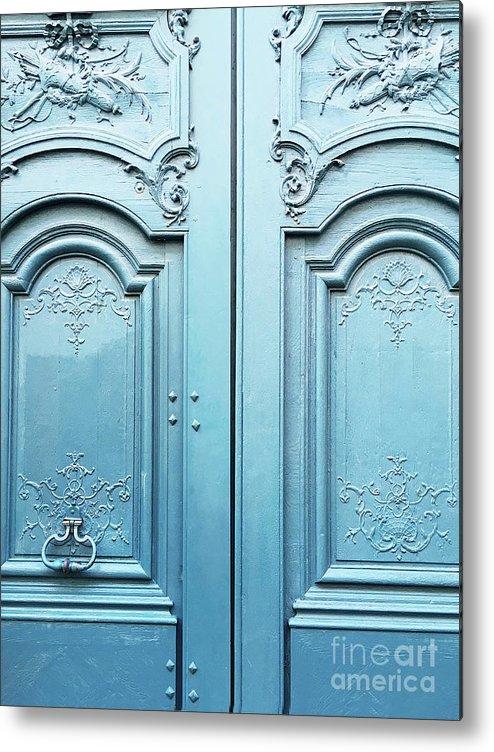 Paris Blue Doors Parisian Door Prints Paris Dreamy Blue Door