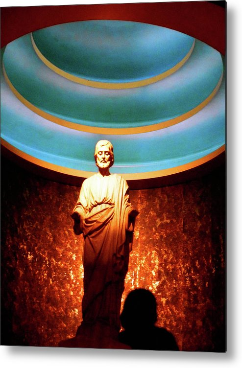 Montreal Metal Print featuring the photograph Saint Josephs 9 by Ron Kandt