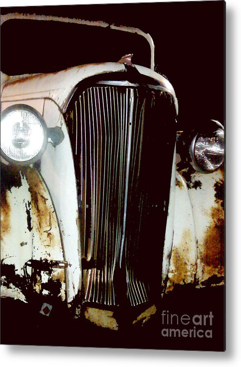 Trucks Metal Print featuring the photograph Still Truckin by Amanda Barcon