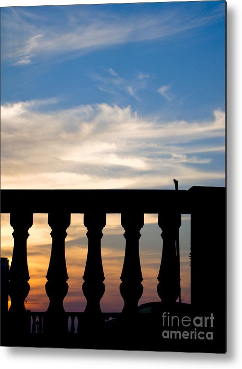 Sunset Metal Print featuring the photograph Sunset Within by Hussein Kefel