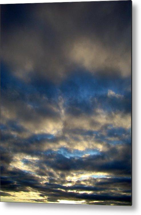 Sunset Metal Print featuring the photograph Texas Big Sky Four by Ana Villaronga