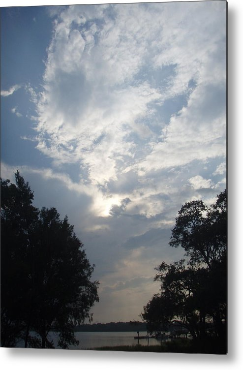 Sky Metal Print featuring the photograph Zooey's Sky by Jessica Breen