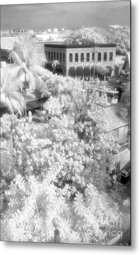 Key West Metal Print featuring the photograph Another View by Richard Rizzo