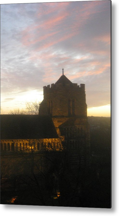 Church Metal Print featuring the photograph Church Of St Peter - Marefair Northampton - 2 by Paolo Marini