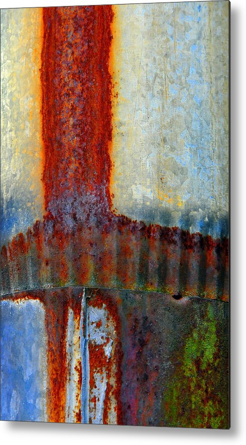 Skip Hunt Metal Print featuring the photograph Magma by Skip Hunt