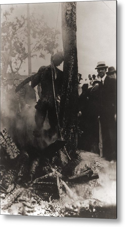 History Metal Print featuring the photograph Spectators Photographed by Everett