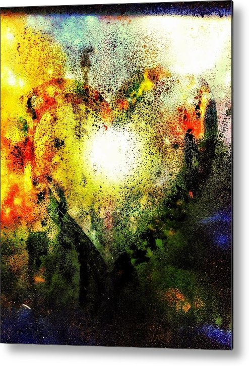 Heart Metal Print featuring the photograph History Of My Heart by Michele Monk