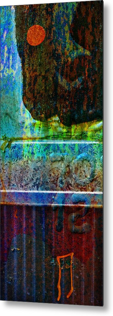 Pi Metal Print featuring the photograph piNsky by Skip Hunt