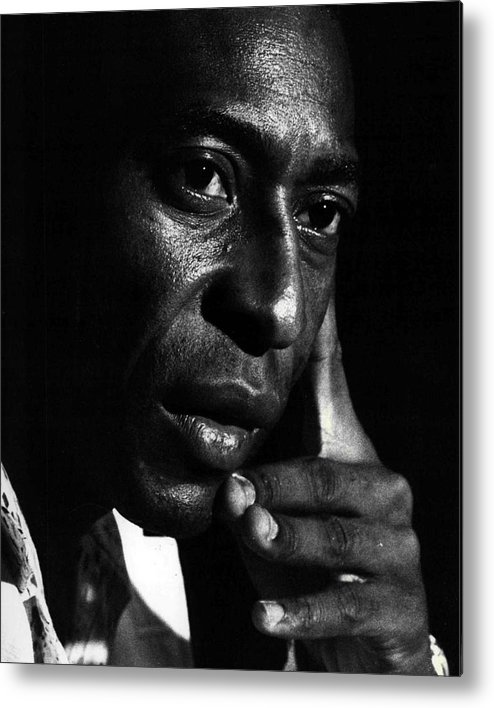 classic Metal Print featuring the photograph Pele by Retro Images Archive