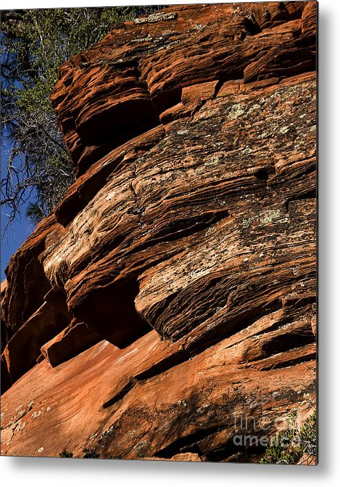 Richard Smukler Photography Metal Print featuring the photograph Zion National Park by Richard Smukler
