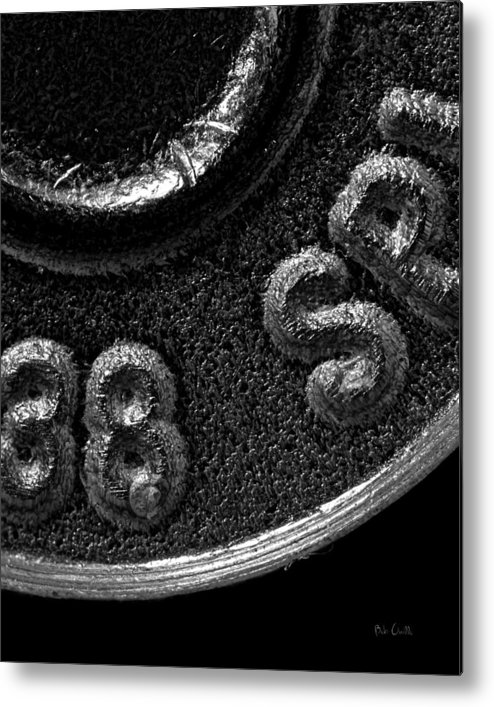Bullet Metal Print featuring the photograph Rim And Primer 38 Special by Bob Orsillo