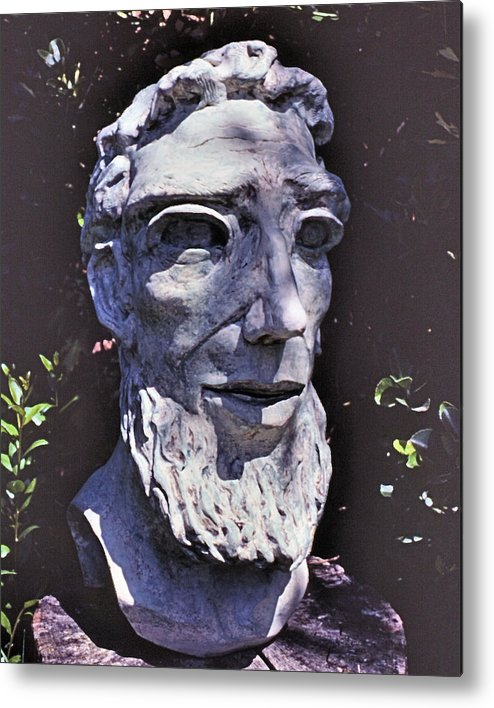 Still Life Metal Print featuring the photograph Wise Man by Michael Fenton
