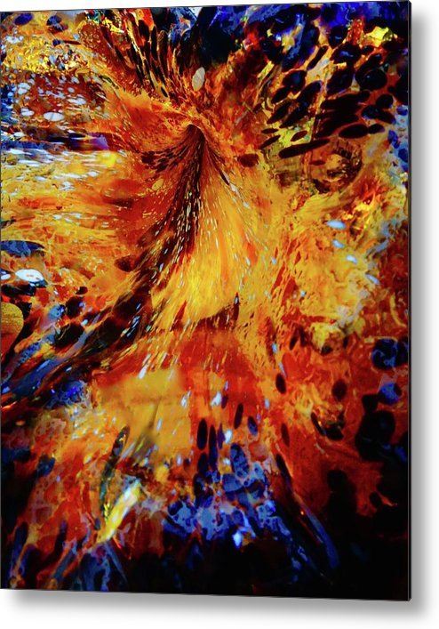 Portals Metal Print featuring the photograph Portal Journey by Tim G Ross