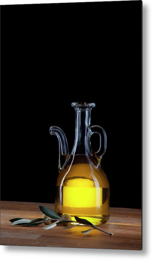 Greece Metal Print featuring the photograph Olive Oil by Portugal2004
