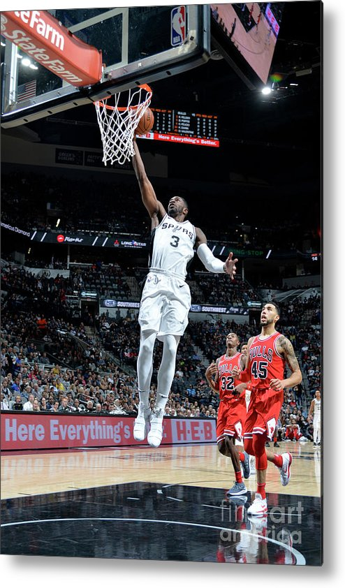 Nba Pro Basketball Metal Print featuring the photograph Brandon Paul by Mark Sobhani