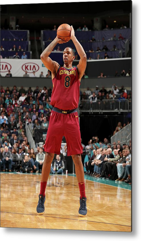 Nba Pro Basketball Metal Print featuring the photograph Channing Frye by Kent Smith