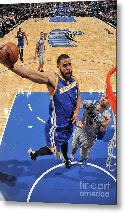 Nba Pro Basketball Metal Print featuring the photograph Javale Mcgee by Fernando Medina
