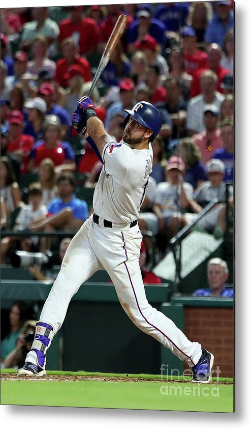 People Metal Print featuring the photograph Joey Gallo by Tom Pennington