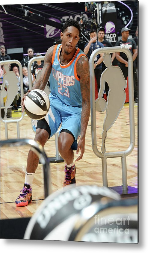 Event Metal Print featuring the photograph Kemba Walker by Andrew D. Bernstein