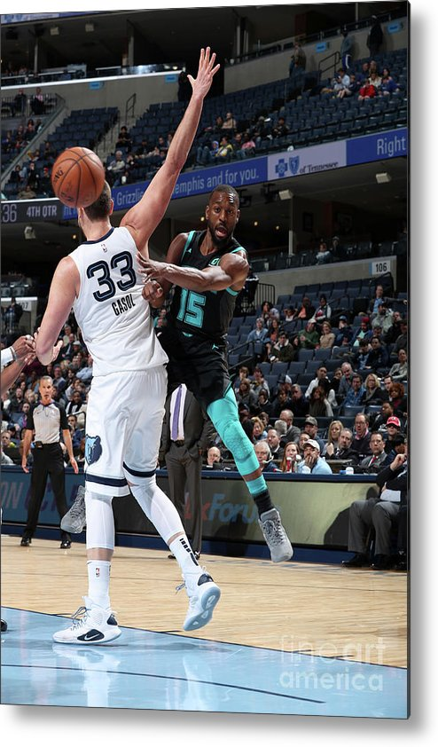 Kemba Walker Metal Print featuring the photograph Kemba Walker by Joe Murphy