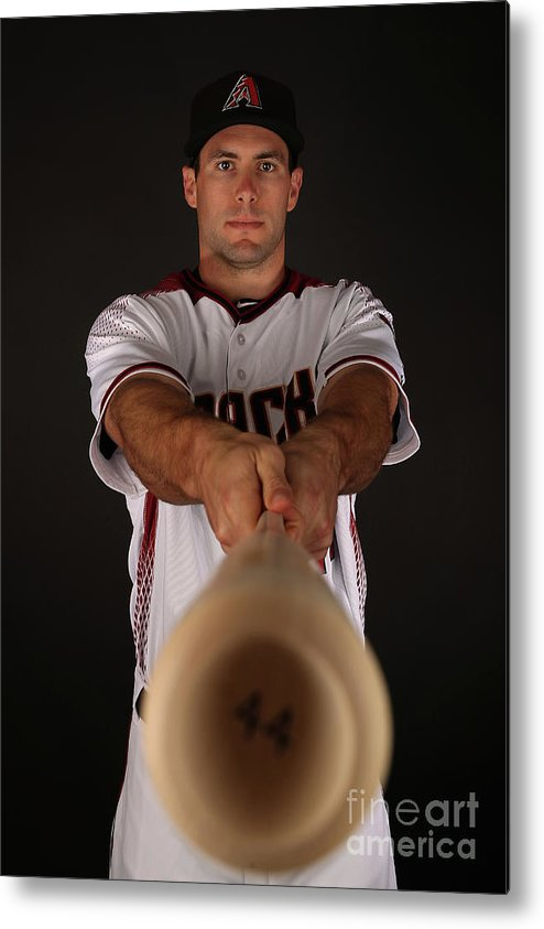 Media Day Metal Print featuring the photograph Paul Goldschmidt by Christian Petersen