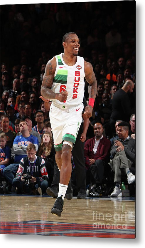 Nba Pro Basketball Metal Print featuring the photograph Eric Bledsoe by Nathaniel S. Butler