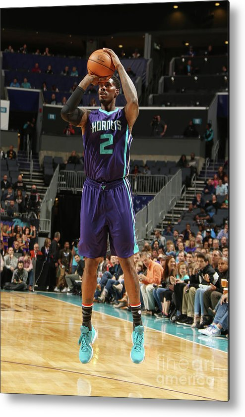 Nba Pro Basketball Metal Print featuring the photograph Marvin Williams by Kent Smith