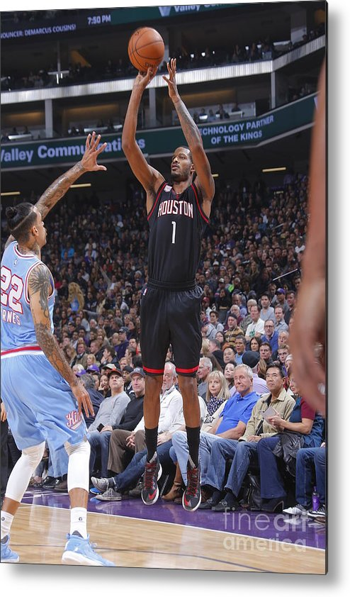 Nba Pro Basketball Metal Print featuring the photograph Trevor Ariza by Rocky Widner
