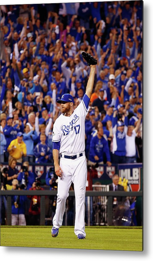 People Metal Print featuring the photograph Wade Davis by Jamie Squire